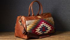 Oaxacan Duffle by WILL Leather Goods