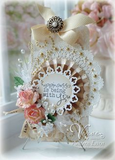 Sneak peek card by Andrea Ewen using stamps and dies releasing 8/24 from Verve Stamps.