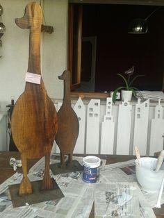 Angeli in legno di noce americano fatto a mano grande 78 for Piccoli oggetti in legno fatti a mano