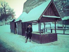 #Hungary #Visegràd #snow #cold