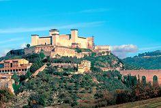Want to go to the Spoleto Festival in Spoleto, Italy