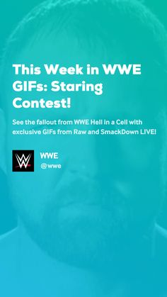 See the fallout from WWE Hell in a Cell with exclusive GIFs from Raw and SmackDown LIVE! Wwe Gifs, Don't Blink, The Cell, Lol, Cookies, Videos, Funny, Funny Stuff, Hilarious