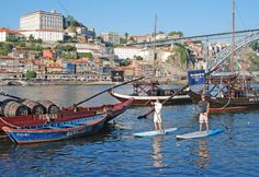 Paddle Surf com a Beyond Boards