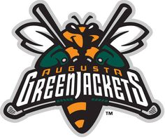 Augusta Green Jackets | 26 Of The Most Ridiculous Minor League Baseball Logos You'll Ever See, We're on a list!