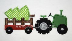 PS Christmas Tree Tractor 2011-2014 Part 1