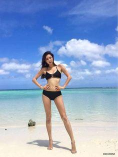 Thailand I love Sexy ♥ Beauty ♥ Cute Sexy Asian Girls, Beautiful Asian Girls, Hot Girls, Korean Bikini, One Piece Bikini, Fashion Poses, Women's Fashion, Asian Hotties, Summer Bikinis