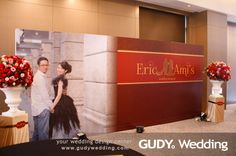 GUDY Wedding 婚禮設計 - 婚禮佈置♥艾美酒店*紅金喜慶風