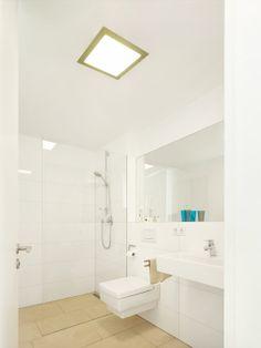 10 besten dusche t r mit seitenwand bilder auf pinterest barrierefrei duschkabine und - Led panel badezimmer ...