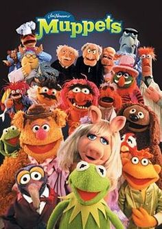 The Muppets - MEMORIES - 80's & 90's - movie