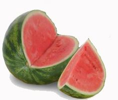A watermelon contains 92% water.