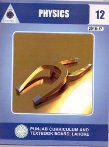 F Sc 2nd Year Physics Textbook Ptbb Lahore Pdf Books Download