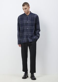 A.P.C. New Mod Parka (Dark Navy) | CATALOG /// | Pinterest | Parka ...