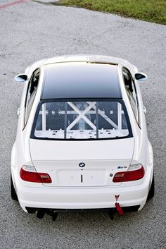 Roll cage bmw