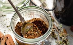 How to make your own za'atar - a crucial spice blend in the food of the   eastern Mediterranean