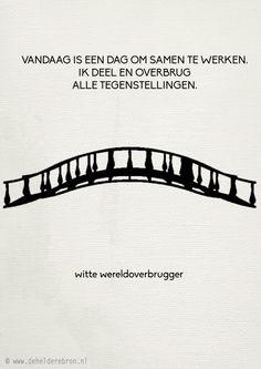 Witte Wereldoverbrugger