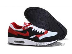 a4228k heren nike air max 1 zwart
