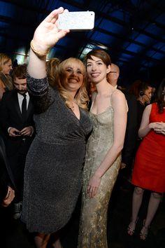 Rebel Wilson & Anne Hathaway