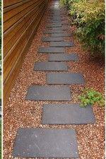 DIY Garden Walkway Projects