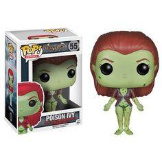 DC Universe Pop! Vinyl Figure Poison Ivy [Batman: Arkham Asylum]