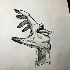 Creepy Drawings, Dark Art Drawings, Art Drawings Sketches, Indie Drawings, Arte Peculiar, Arte Obscura, Arte Sketchbook, Hippie Art, Art Reference Poses