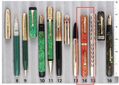 Extraordinary Pens - Waterman Rose Ripple