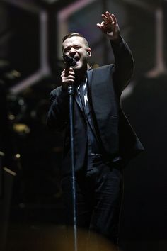 Justin Timberlake brings The 20/20 Experience to Melbourne, Australia, with a bang on Sept. 18