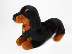 Heavenly Pals are urns for pet after it passes Pet Urns, Heavenly, Dachshund, Dinosaur Stuffed Animal, Plush, Fur, Dogs, Animals, Animais