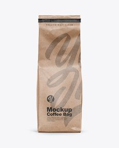 3983+ Coffee Bag Mockups Free Popular Mockups Yellowimages