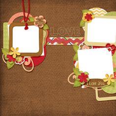 DigiTee Designs By Sheila: PU Scrapbooking Kit Freebies