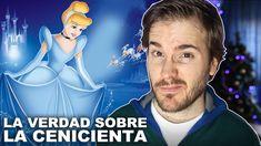 LA CENICIENTA   HISTORIA REAL Y TERRIBLE   Javier Ruescas - YouTube