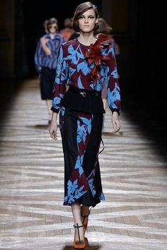 Dries Van Noten   Fall 2014 Ready-to-Wear Collection