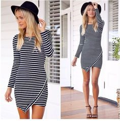 Things do not change, Just we change. Sell your old clothes and buy some new dress for yourself. Wear the fashion #MiniDress. You can change yourself became more fashion than before.