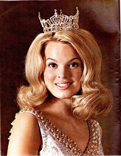 Claudia Turner, Miss South Carolina 1970.  She was named first runner-up to Phyllis George at the Miss America pageant.