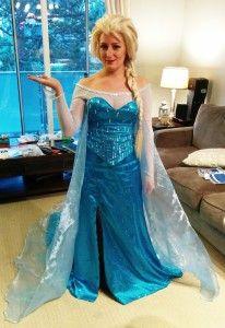 Disney Princess (Queen!!) Series Part 7 - Queen Elsa, Frozen - Jack & Ginger Co
