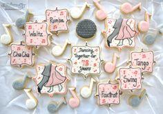 Nana & Willies Anniversary Cookies