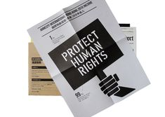 Amnesty International Hong Kong Annual Report 2010 on Behance