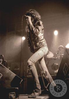 Joey Ramone by Alice Wheeler