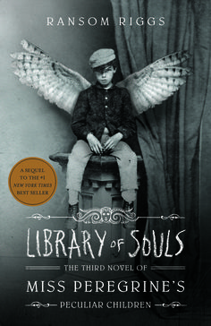 Library of Souls cover revealed: Ransom Riggs talks new book and Miss Peregrine's Home for Peculiars' movie   EW.com