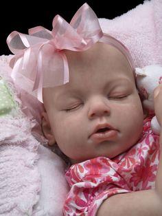 reborn baby dolls   PRECIOUS~DREAMS Reborn REVA SCHICK * TODDLER Baby Doll   eBay