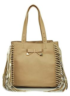Betsey Johnson BJ49815 Shoulder Bag Spice One Size >>> Visit the image link more details.