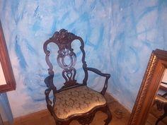 Karfás szék ok - Antik bútor, antique furniture