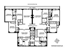 Amazing The Beresford Apartments At 211 Central Park West Floor Plan For