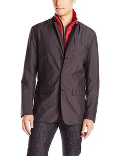 Victorinox Men's Navigation Blazer, Black