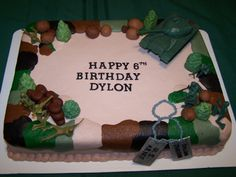 army cake - Google Search