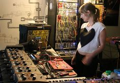 MATRIXSYNTH: Analog Ladies at Robotspeak
