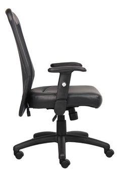 boss b7301 executive high back leatherplus chairs sale price