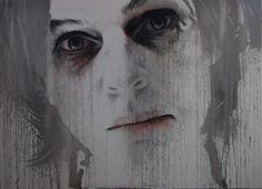 seld-portrait  by Annemarie Busschers
