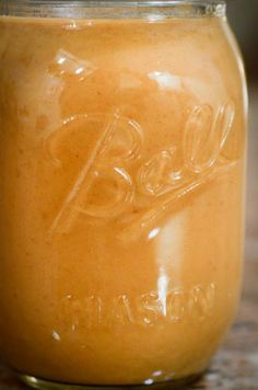 "Thai peanut sauce. This sauce satisfies all of your cravings at once with its amazing salty, tangy spiciness backed by the smooth umami of peanut butter. It's great with stir-fries and noodles, as a dipping sauce for spring rolls or chicken satay, or even as a salad dressing if you add oil and vinegar. - - ""Easy"" recipe"