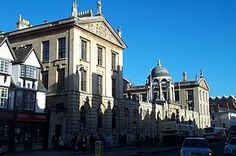 The Queen's College is a constituent college of the University of Oxford, England. The college was founded in 1341 by Robert de Eglesfield (d'Eglesfield) in honour of Queen Philippa of Hainault (wife of King Edward III of England).