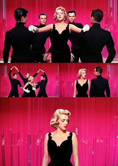 love, you didn't do right by me. Love White Christmas and this amazing dress she wears in the sceen
